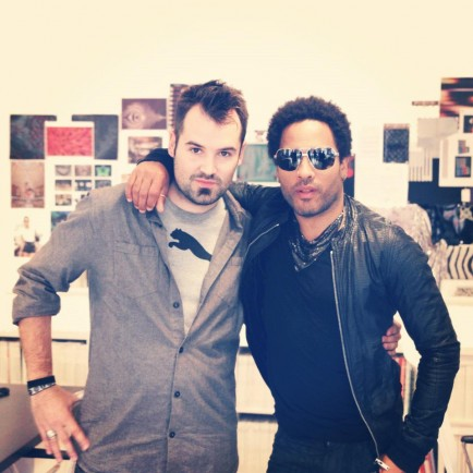 KPProduction-Lenny-Kravitz-rencontre-Bastien