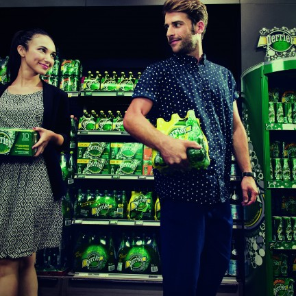 24h with Perrier Retail