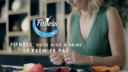 nestlé fitness film production paris france interview